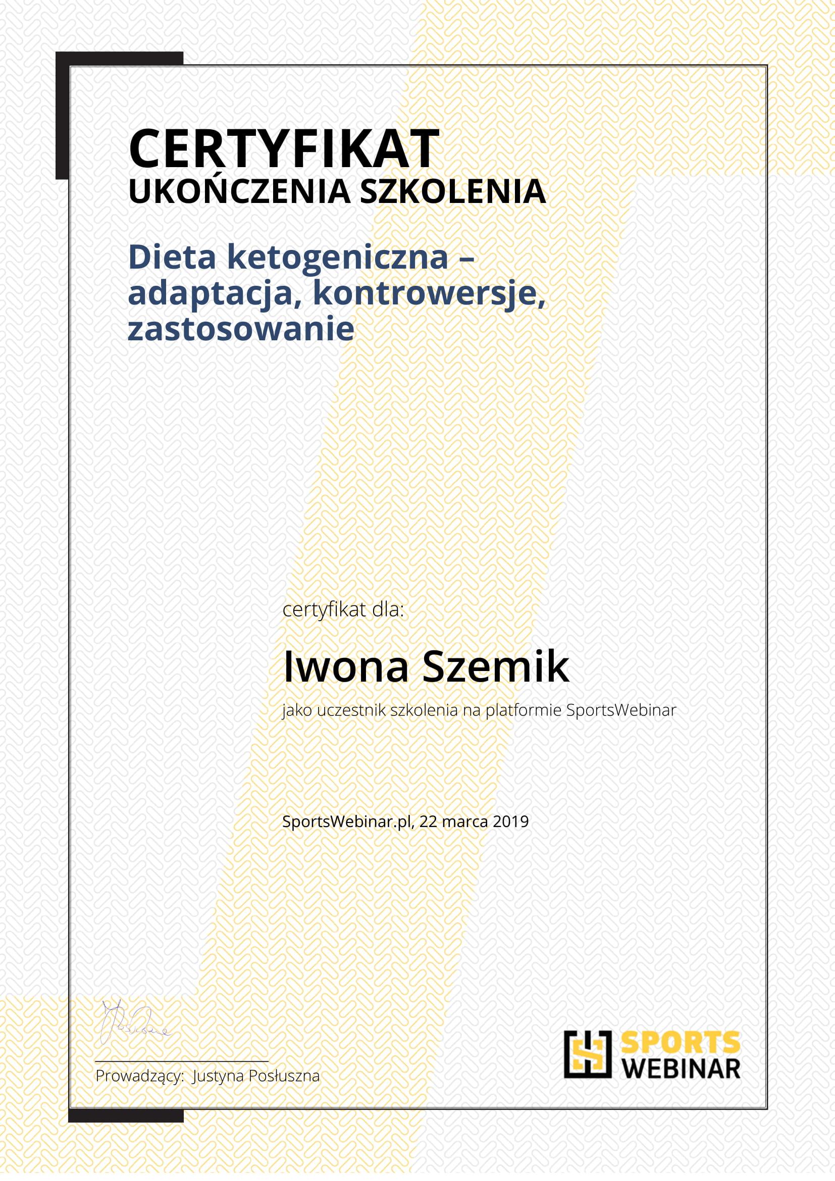 certyfikat-szkolenie-dieta-ketogeniczna-iwona-szemik